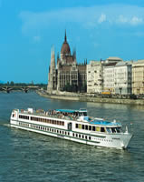 Luxury European Barge And River Cruises In Europe