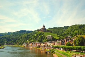Mosel River Cruise town of Cochem