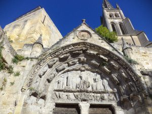 Monolithic Church of Saint Emilion