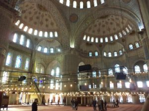 Blue Mosque in Instanbul