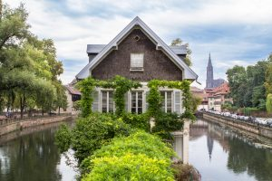 Canal of Strasbourg